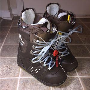 Women's Burton Snowboarding Boots